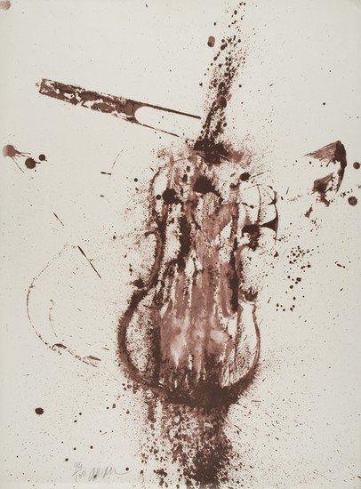 11: Fernandez Arman (Nizza, 1928 - New York, 2005)
