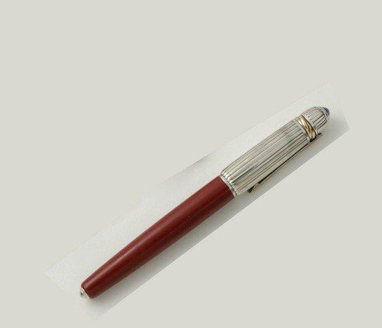 3: Penna firmata Cartier, modello Pasha