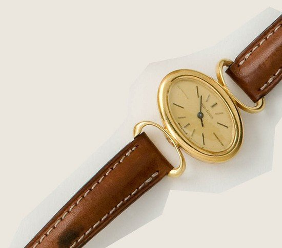 17: Orologio Jaeger Le Coultre