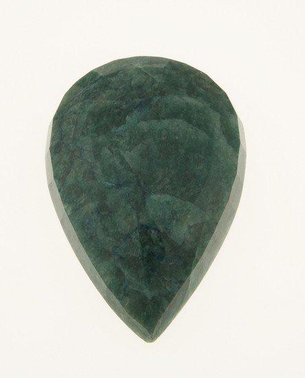 24: Berillo naturale varietà smeraldo