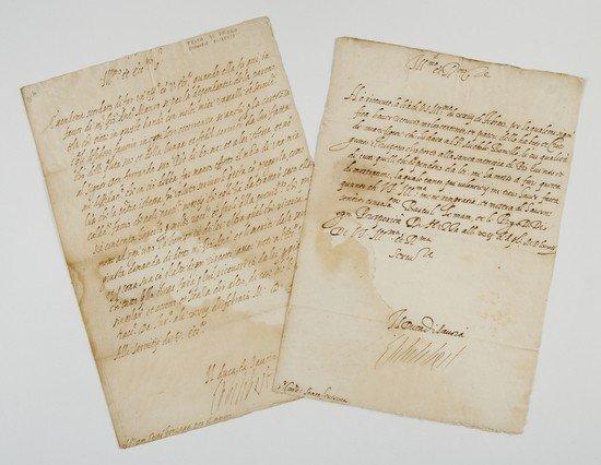 6: Casa Savoia. Collezione di autografi.