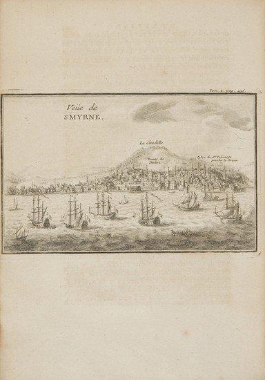 666: Viaggi - Tournefort, Joseph Pitton de.  Relation d