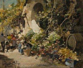 Felice Giordano (Napoli 1880 - Capri, NA 1964) Il