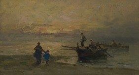 Nicolas De Corsi (Odessa 1882 - Napoli 1956) Il Ri