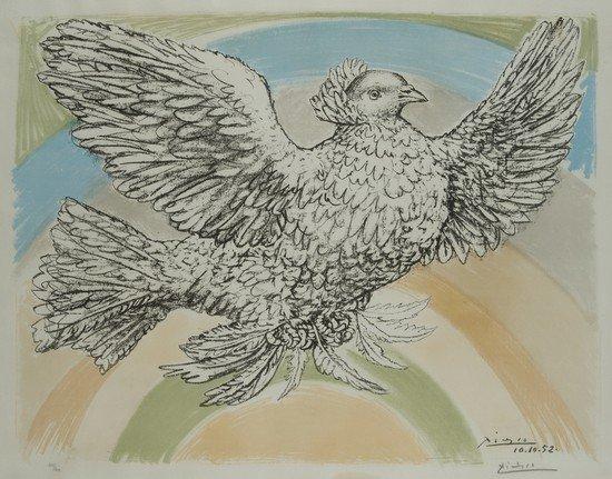 214: Pablo Picasso (Málaga,  1881 - Mougins, 1973)  Col