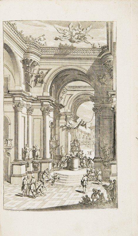 13: Architettura - Pozzo, Andrea. Perspectivae pictoru