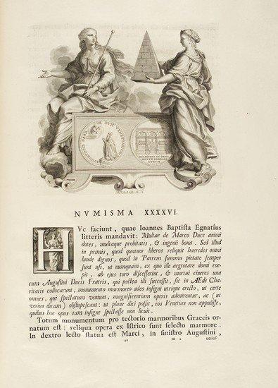 16: Barbarigo, Giovanni Francesco. Numismata virorum i