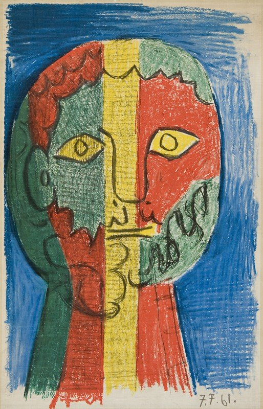 256: [Picasso]. Pablo Picasso. Les Déjeuners.