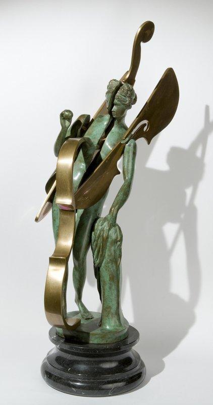 5: Fernandez Arman (Nizza, 1928 - New York, 2005) Sen