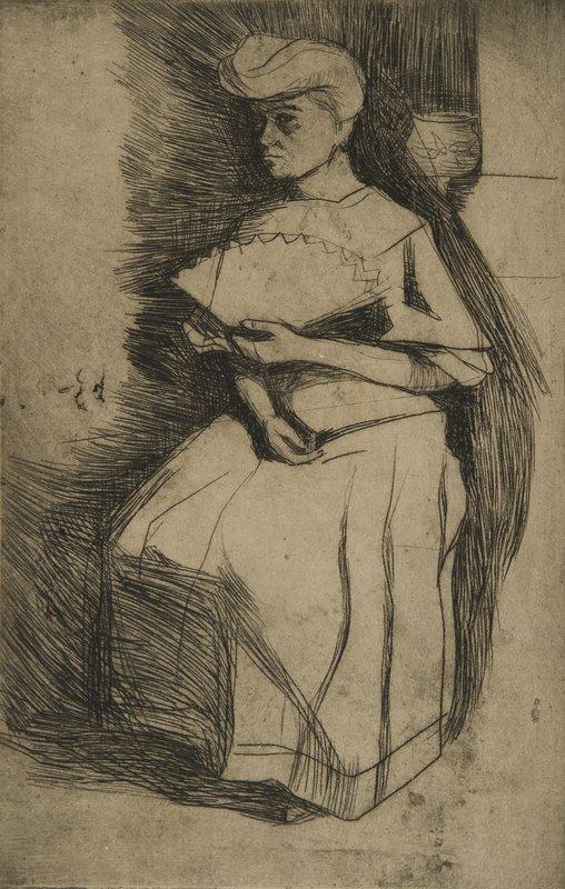 10: Umberto Boccioni (Reggio Calabria, 1882 - Verona,