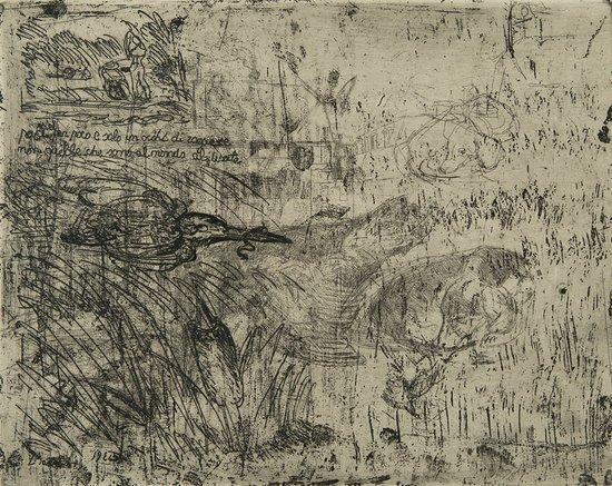 15: Luigi Bartolini (Cupramontana 1892 - Roma 1963) Ro