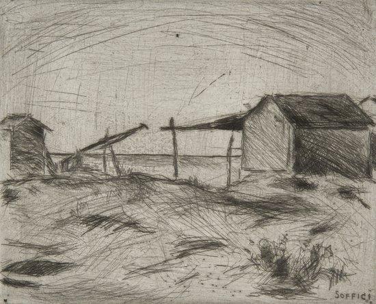 23: Ardengo Soffici (Rignano sull'Arno, 1879 - Forte d