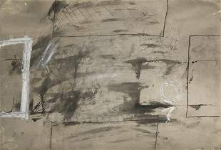 195: Antoni Tàpies (Barcellona, 1923 - 2012) Rectangles