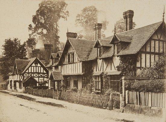 8: B. B. Turner Cottages, Worcestershire, 1857
