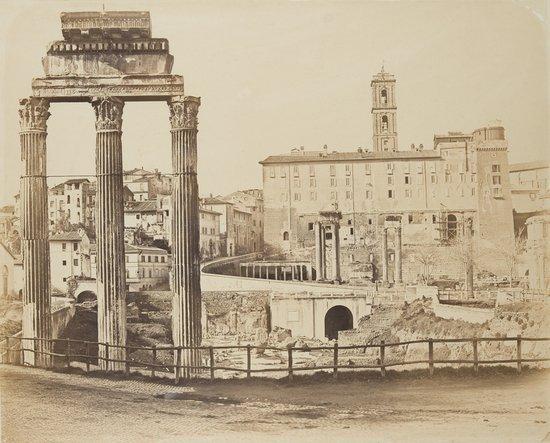 9: Giuseppe Ninci/Enrico Verzaschi Foro Romano, ca. 1