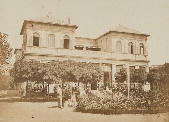 10: Gioacchino Altobelli/Pompeo Molins Rome, ca. 1870
