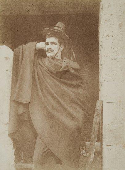 15: Wilhelm Von Gloeden (1856-1931) Brigante, ca. 1916