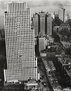 54: Berenice Abbott (1898-1991) Daily News Building, N