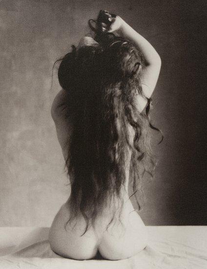 196: Yvon Le Marlec (1951-2007) Untitled (Nude), 1990