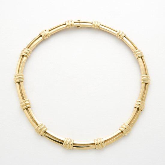 10: Collier semirigido firmato Tiffany & Co.