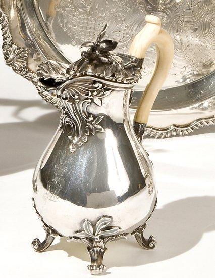 140: Egoiste in argento, Londra 1834