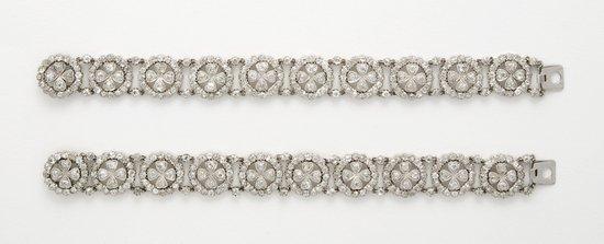 150: Collier de chain in platino