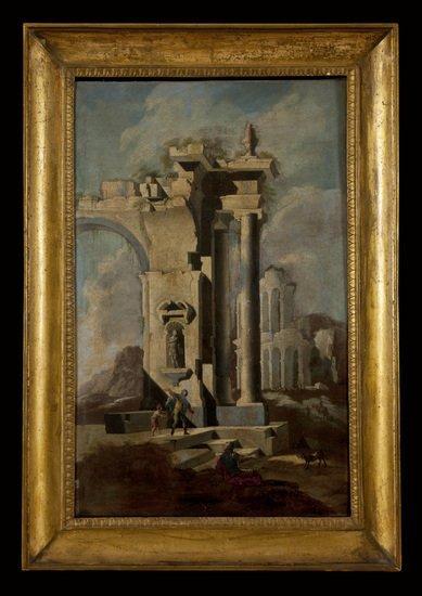 10: Cerchia di Leonardo Coccorante (Napoli 1680 - 1750