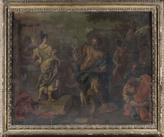 17: Giacinto Diana (Pozzuoli 1731 - Napoli 1803)  Abig