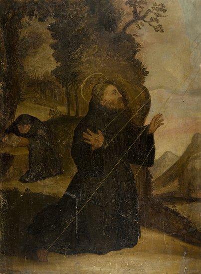 24: Scuola dell'Italia centrale, secolo XVI San France