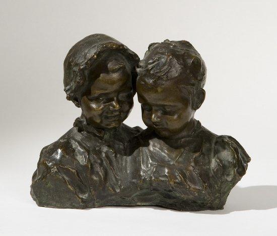 2: Giovanni de Martino (Napoli 1870 - 1935) I gemelli