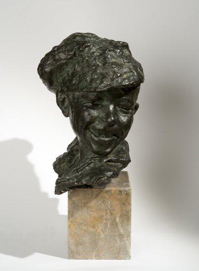 4: Medardo Rosso (Torino 1858 - Milano 1928) Gavroche
