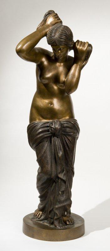 8: Copia della 'Venere' da Pompei, Fonderia Chiurazzi