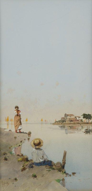 12: Raffaele Mainella (Benevento, 1856 - Lido di Venez