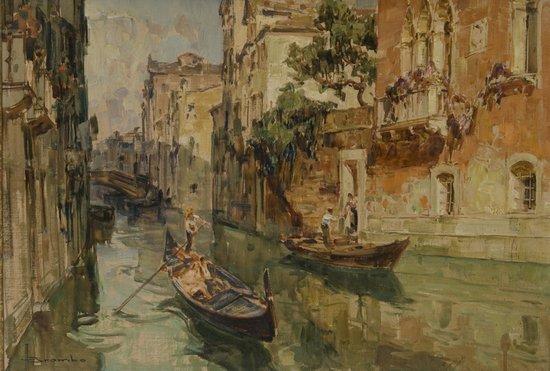 17: Angelo Brombo (Chioggia, VE 1893 - Padova, 1962) V