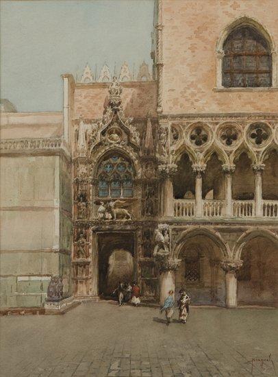 20: Emanuele Brugnoli (Bologna, 1859 - Venezia, 1944)