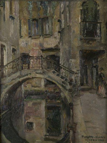 22: Pieretto Bianco Bortoluzzi (Trieste 1875 - Bologna