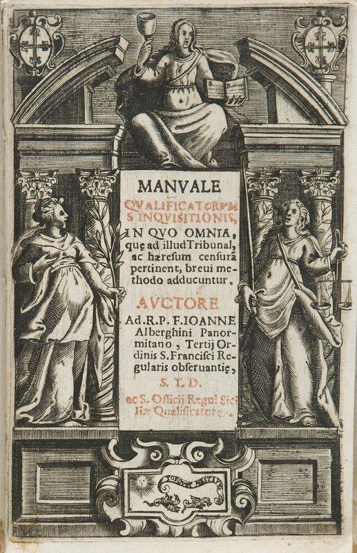 9: Alberghini, Giovanni Manuale qualificatorum sancti