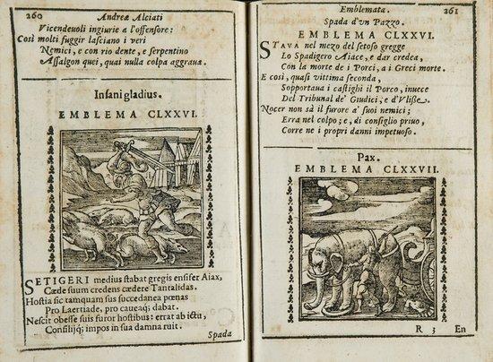 11: Alciati, Andrea Emblemi.