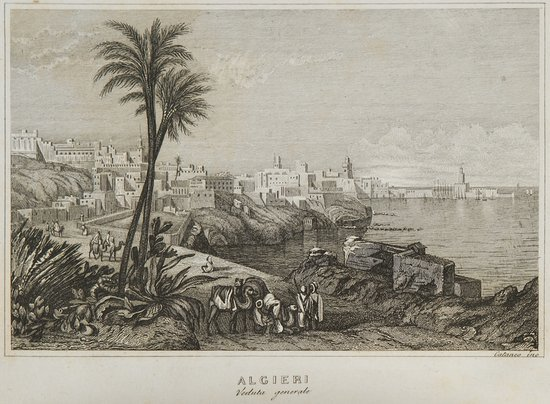 15: Algeria - Galibert, Leone L'algeria antica e moder