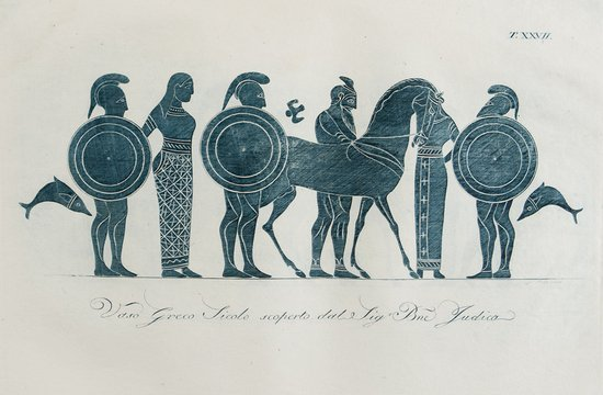 897: Sicilia - Archeologia - Judica, Gabriele Le antich
