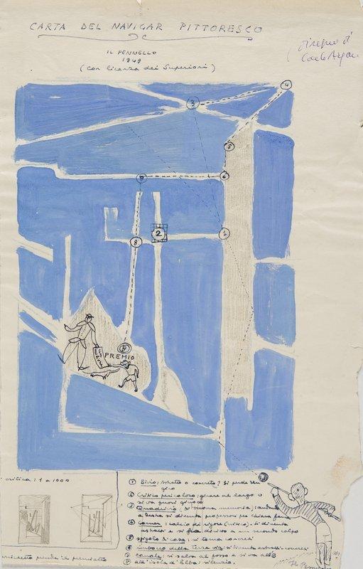 7: Argan, Carlo Giulio Disegno