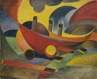 124: Aligi Sassu (Milano, 1912 – Pollença, 2000)