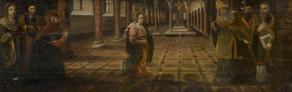 4: Scuola veneta, fine secolo XVI