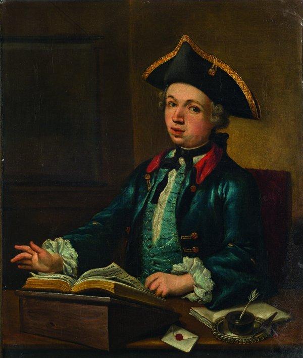 10: Scuola olandese, primo quarto del secolo XVIII
