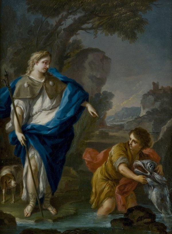 13: Studio di Sebastiano Conca (Gaeta 1680-Napoli 1764)