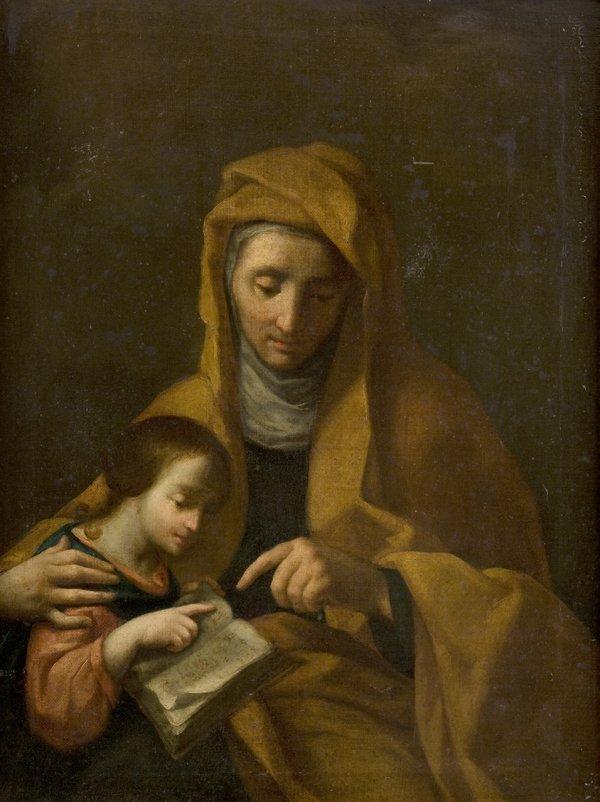 14: Scuola emiliana, seconda metà del secolo XVII