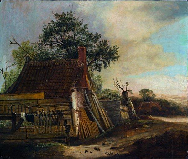 24: Cornelis Gerritsz. Decker (1626 - Haarlem 1678)