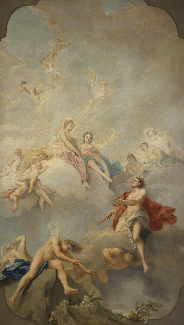95: Jacopo Amigoni (Venezia 1682 - Madrid 1752)