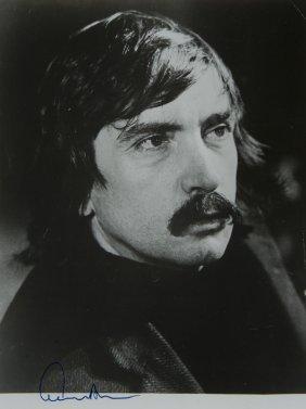 Albee, Edward Franklin Foto Autografata