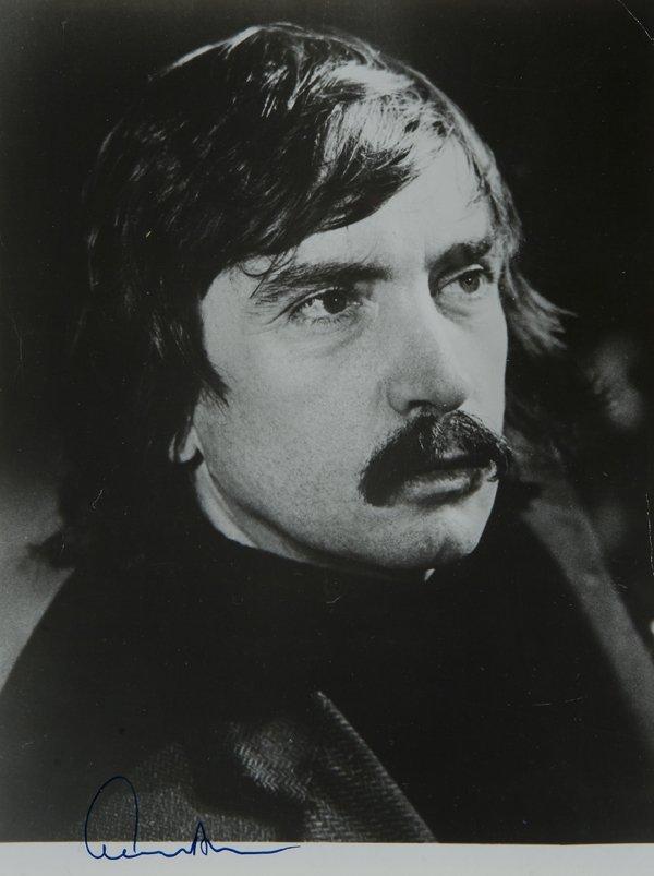 1: Albee, Edward Franklin Foto autografata